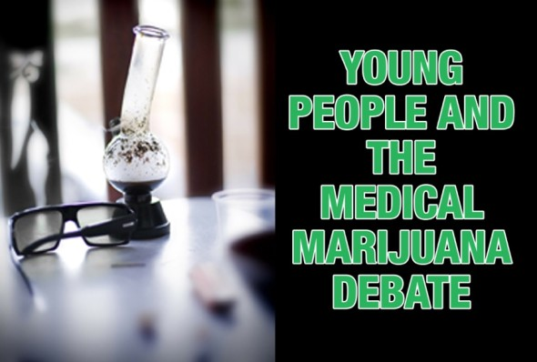 Young people and medical marijuana