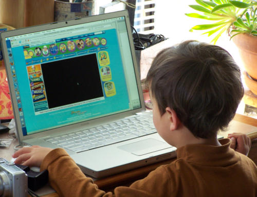 Kids Now Spending More Time Online Than Watching Television
