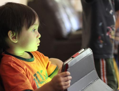 What You Can Do If Your Child Is Glued To Their Device