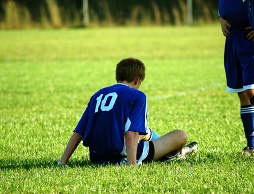 New Guidelines Have Been Developed To Tackle The Problem Of Concussions In Children And Adolescents, But Is This Enough?