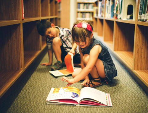 5 Ways to Inspire Kids to Read for Fun