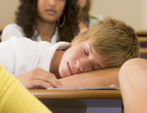 Alarming Long-Term Effect Of Teen Sleep Deprivation