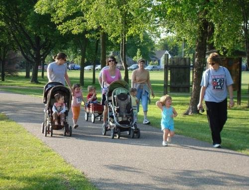 How a Simple Walk Makes for a Stronger Bond Between Parent and Child