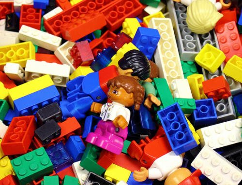 Not Just A Toy – How Lego is Helping Children Express Themselves
