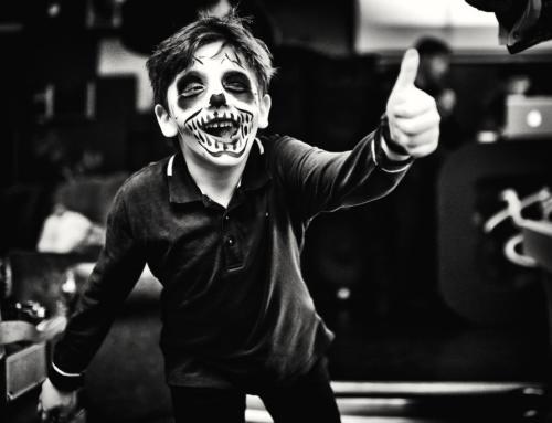 For Mental Illness, Halloween Is Still A Costume Drama