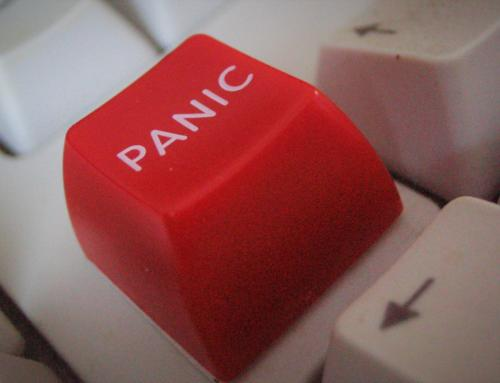 'Panic Button' Mental Health App Released