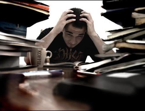 Too Stressed to Test: Anxious Students Using Doctor Notes as Exams Become too Much