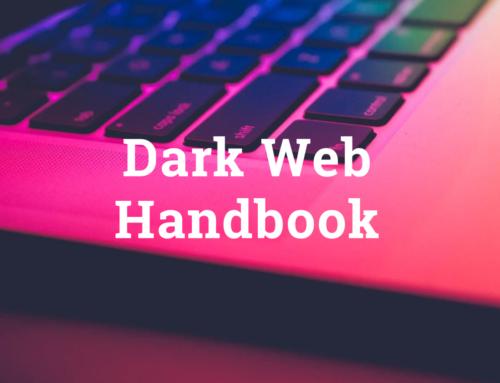 Dark Web Handbook