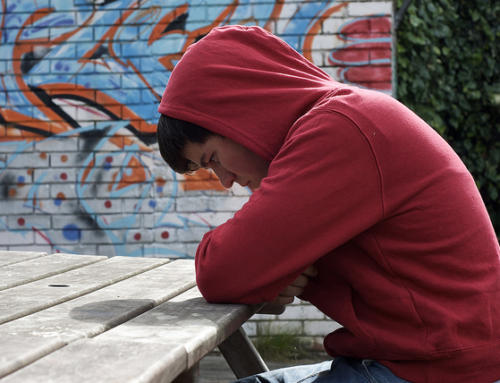 Disabled Teens Suffering the Mental Health Effects of Bullying