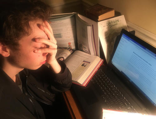 Two-Thirds of Young People Experience 'Worrying Levels' of Exam Stress, ReachOut Survey Finds