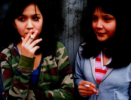 Teenagers Who Smoke and Drink Suffer Ill Effects by Age of 17