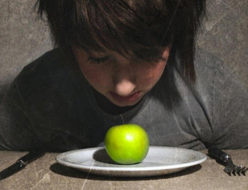First Report of Its Kind Reveals Childhood Eating Disorders more Common than Thought
