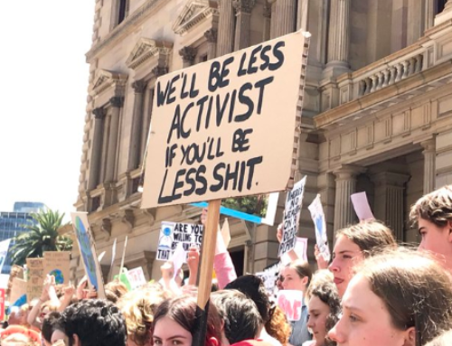 Should You Let Your Kids Skip School to Be Part of a Political Protest?