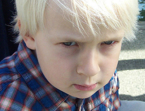 How Anxiety Leads to Disruptive Behavior