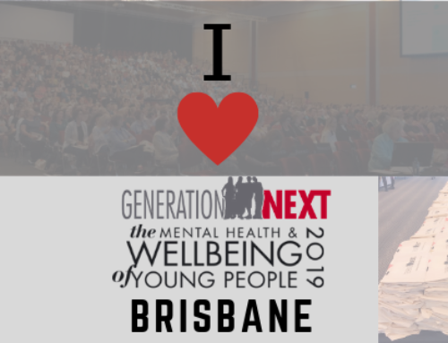 Brisbane Gen Next seminar draws a crowd, a standing ovation and local media interest
