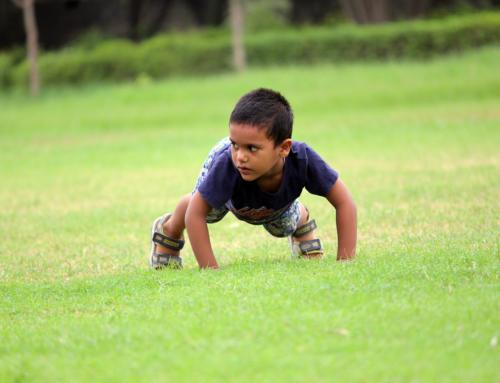 Five ways to build resilience in kids