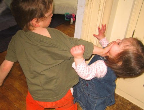 Nearly 30% of kids experience sibling bullying – as either bully or victim