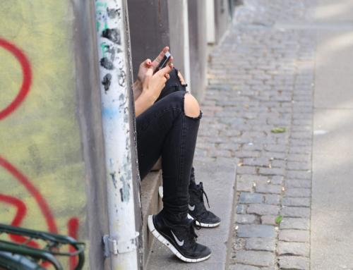 Teenage sexting linked to increased sexual behaviour, drug use and poor mental health