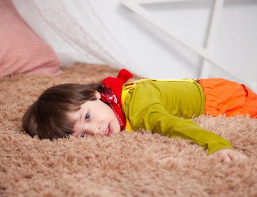Help for childhood insomnia