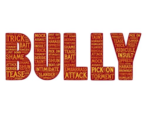 What NOT to say when your child is being bullied