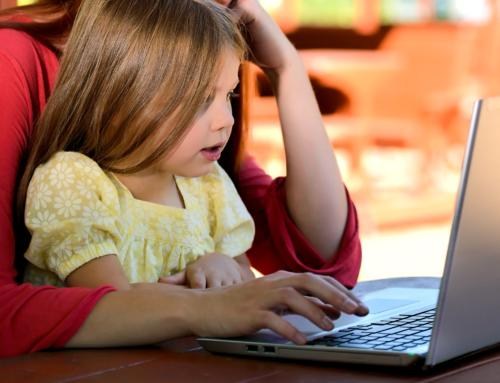 Children can be exposed to sexual predators online, so how can parents teach them to be safe?
