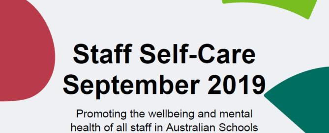 Self-care September