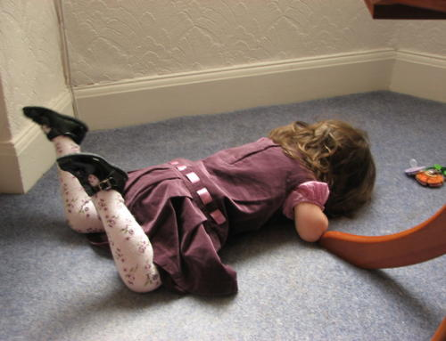 Having problems with your kid's tantrums, bed-wetting or withdrawal? Here's when to get help