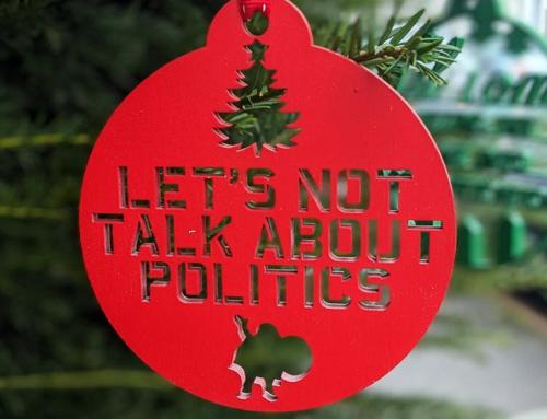 Expect family talks about climate change this Christmas? Take tips from Greta Thunberg
