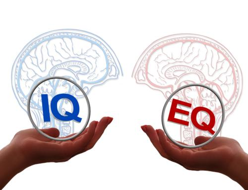 Understanding emotions is nearly as important as IQ for students' academic success