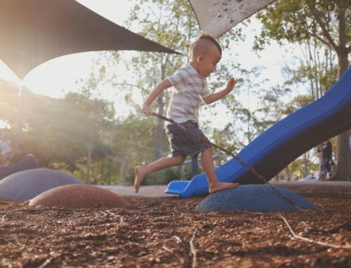 Heading back to the playground? 10 tips to keep your family and others COVID-safe